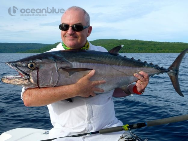Anthony Waring's group - dogtooth tuna fishing