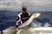 David Whitley's fishing adventure