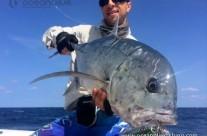 angler GT fishing