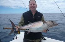 Dogtooth tuna or White tuna fishing
