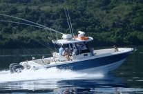 fishing charter boat in Vanuatu