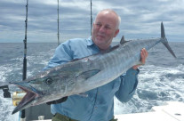 this wahoo catach is every angler's satisfaction