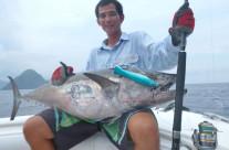 dogtooth tuna fish