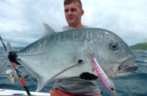 The spectacular blessings from the sea, this huge GT
