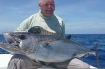 dog tooth tuna fishing