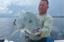 giant trevally fishing vanuatu