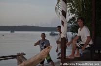 Westwood Vanuatu fishing group shot