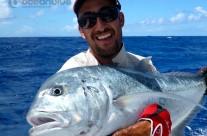 Sean Tieck crew GT fish