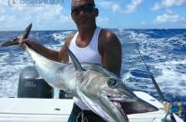 Sean Tieck crew dogtooth fish