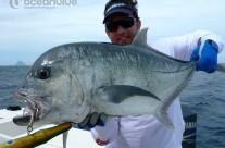 GT fish by Sean Tieck's crew