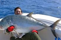 Anthony Waring's group - big GT fishing