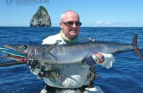 Anthony Waring's group - big wahoo fishing