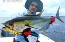 Anthony Waring's group - yellowfin fishing