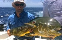 I would love to come back in Vanautu and fish with the Ocean Blue Fishing team!